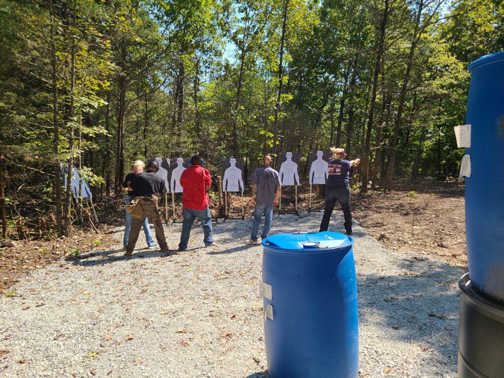 Warriors2US Range - Fighting Pistol Weapon & Safety Training Course